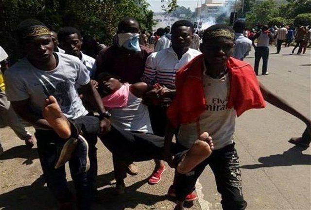 حمله نظامیان نیجریه به عزاداران حسینی
