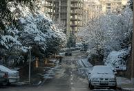 وقوع برف و کولاک در 6 استان کشور