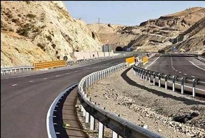 بازگشایی آزمایشی آزادراه تهران-شمال تا دقایق دیگر
