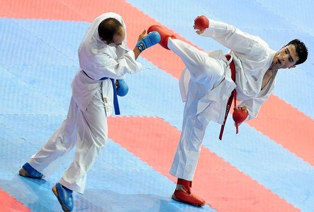قرعهکشی کاراته قهرمانی آسیا برگزار شد