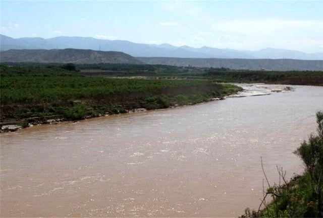 ترمیم مشترک رودخانه مرزی اترک توسط ایران و ترکمنستان
