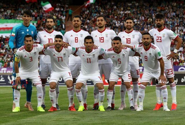 گزارشگر مسابقه ایران-بحرین مشخص شد