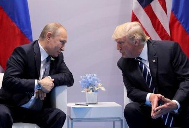 پوتین درخواست ترامپ برای خروج ایران از سوریه را رد میکند