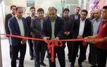 خانه ورزش روستایی در روستای قمصر افتتاح شد