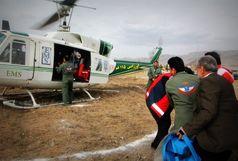 حوادث رانندگی قم 13 کشته و مجروح برجای گذاشت/نجات جان مادر باردار با بالگرد اورژانس