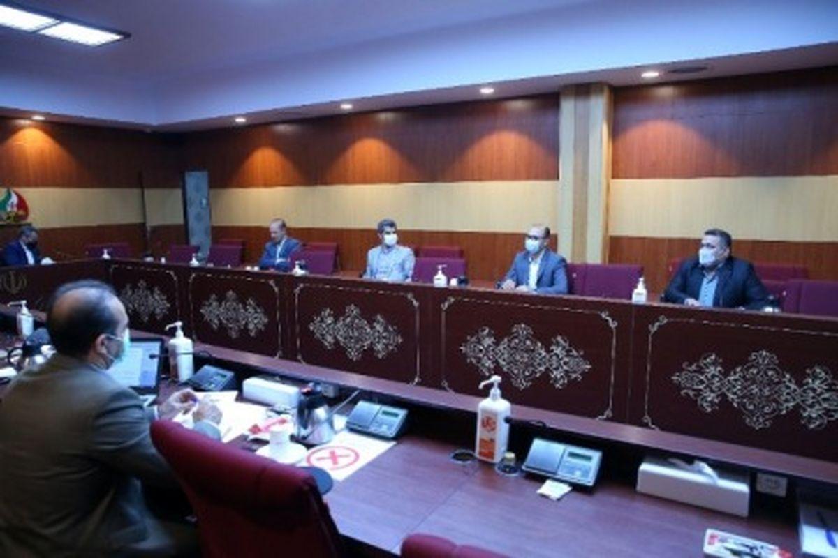برگزاری جلسه ستاد فنی و عملیاتی بازیهای آسیایی داخل سالن و رزمی