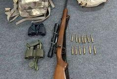 شکارچی با تیر سلاح خود جان باخت