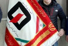 استخدام سریعترین ورزشکار عمودی جهان در آتش نشانی قزوین