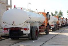 آب آشامیدنی 54 روستای استان سیار و با تانکر تامین می شود