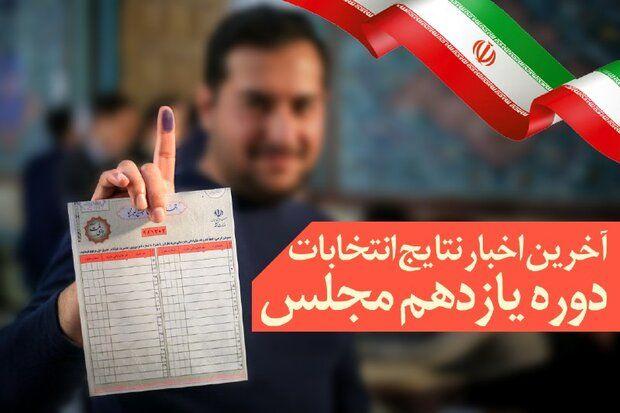 اعلام قطعی نماینده اسدآباد همدان در مجلس یازدهم