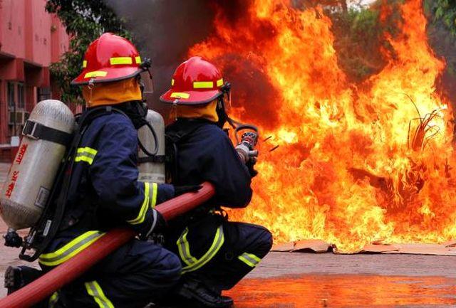 افتتاح اولین مرکز سنجش و ارزیابی بدنی آتشنشانان کشور در کرج