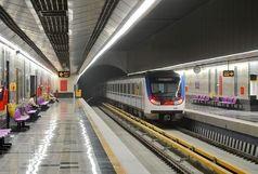 بهرهبردارى از 12 ایستگاه و 3 پست برق/ ورود 2 رام قطار به ناوگان مترو