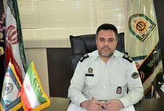 دستگیری 13سارق در بوئین زهرا