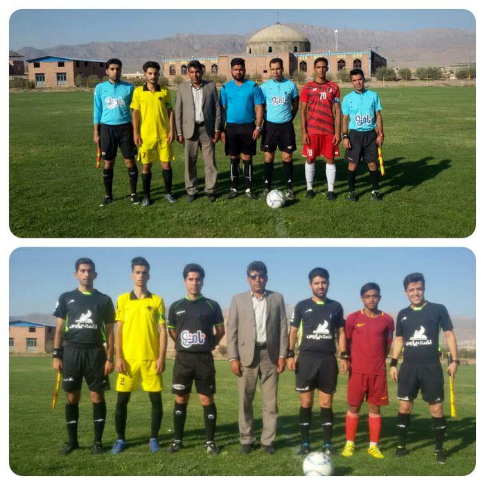 چهار تیم نهایی رقابتهای فوتبال جوانانِ زیر ۱۹ سال استان کرمان مشخص شد