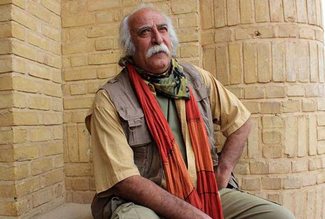 مرد طبیعت گردی ایران درگذشت