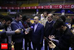 سلطانیفر: فصل جدیدی برای بسکتبال ایران رقم خورده است/ ببینید