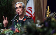 پیام تبریک رییس ستاد کل نیروهای مسلح به همتایان خود در کشورهای اسلامی