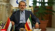 پیام تسلیت لاریجانی به روسای مجلس، جمهور و نخست وزیر عراق