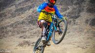 رکابزنان سنندجی قهرمان دوچرخه سواری غرب کشور شدند