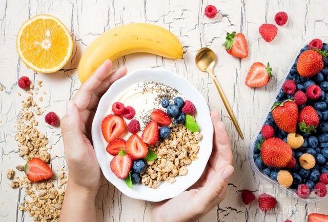 صبحانه مناسب چیست؟