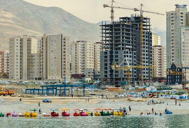 بلند مرتبه سازی غیر قانونی از سوی نزدیک ترین ساختمان به دریاچه خلیج فارس