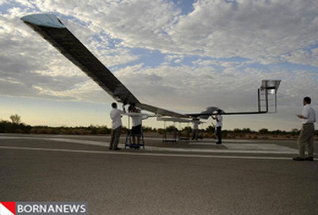 هواپیمای ابدی رکورد جهانی هواپیماهای خورشیدی را شکست