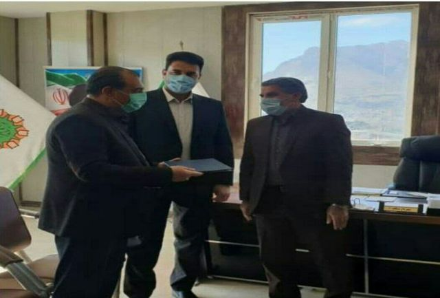 شهردار جدید منطقه ٢ خرم آباد منصوب شد