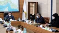 دیدار رئیس شورای شهر و شهردار منتخب بندرعباس با استاندار هرمزگان