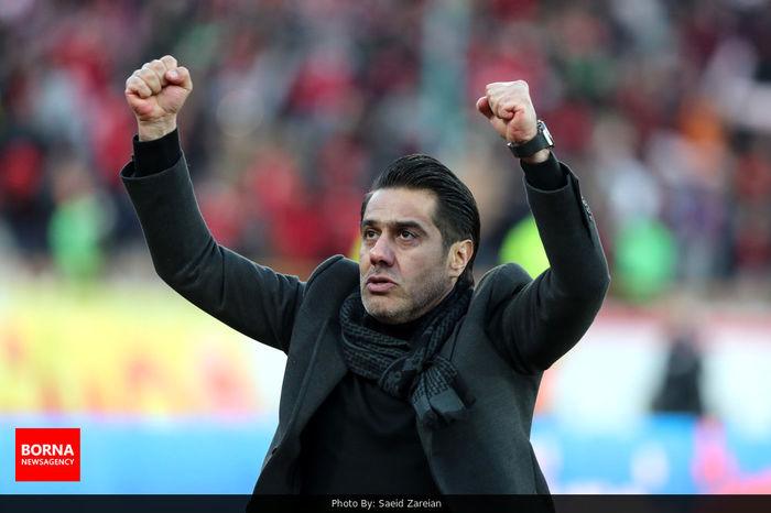 انرژی مثبت از هواداران پرسپولیس میگیریم/ بازیکنان خارجی به تهران میآیند