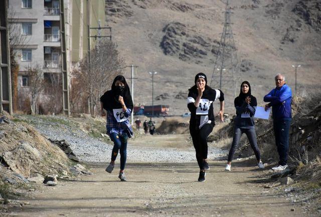 اعزام بانوان دو و میدانی کار قزوینی به مسابقات بین المللی مشهد