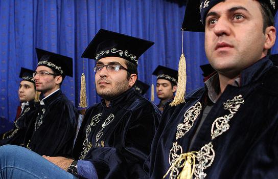اختتامیه بیست و پنجمین جشنواره دانشجوی نمونه