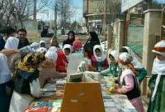 ۳۰۰ جلد کتاب در شهرستان نیر اهدا شد