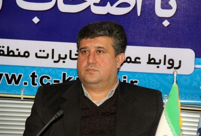 نشست خبری مدیر مخابرات منطقه کردستان از نگاه دوربین خبرگزاری برنا