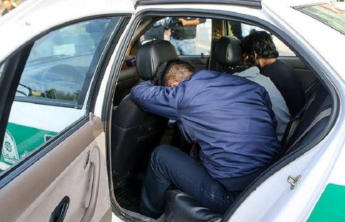 سارقان مسلح اهواز دستگیر شدند
