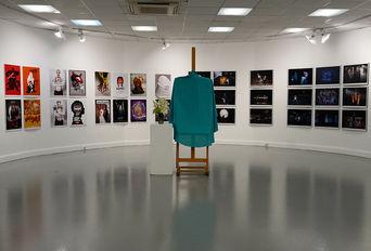 نمایشگاه عکس و پوستر جشنواره تئاتر فجر