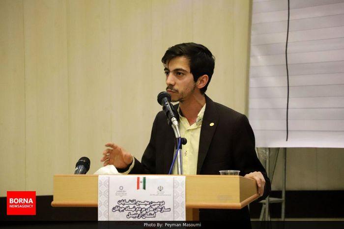 حسین وارسته:اعتماد به جوانان موجب اقتدار  کشور خواهد شد