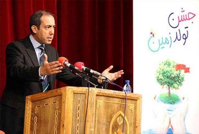 تاکید نماینده فائو بر توصیه های مقام معظم رهبری در خصوص حفاظت از منابع طبیعی در ایران
