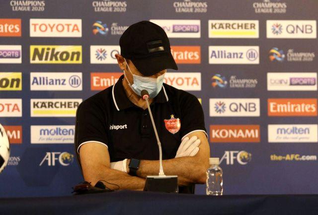 گلمحمدی: حاضر نیستیم از این فرصت به راحتی بگذریم/ بازی سختی در پیش داریم