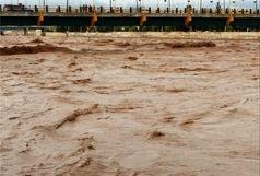 غافلگیر شدن مسافران در کنار در مسیر خرمآباد- پلدختر