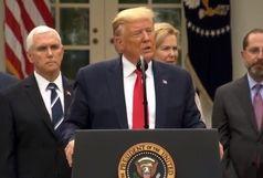 ادعای جدید ترامپ: ایران تحریم نیست