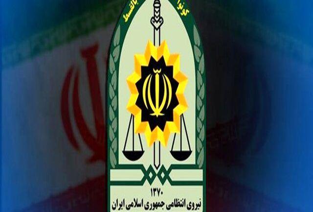 شهادت تکاور پلیس در شهرستان سراوان
