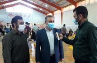 80 درصد جمعیت بالای شصت سال در بخش محمدیه واکسینه شدند