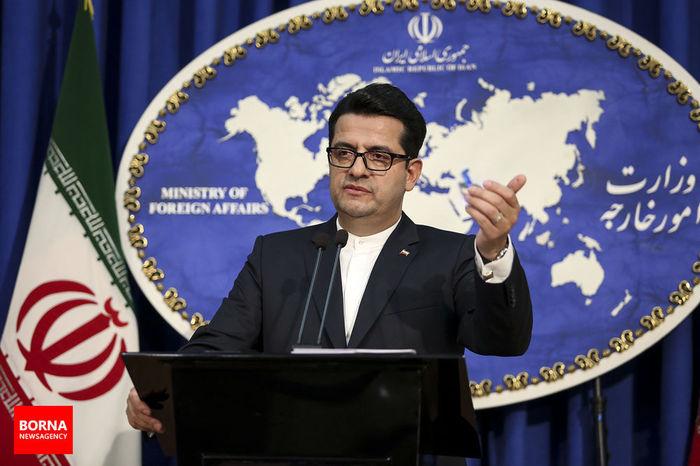 ایران به دولت و ملت عراق تسلیت گفت