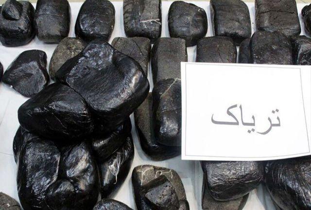 کشف ۸۰ کیلوگرم تریاک در یاسوج
