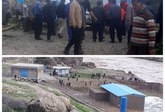 دومین قربانی سیلاب در لرستان/کشف جسد یک مرد در رودخانه سیمره پلدختر