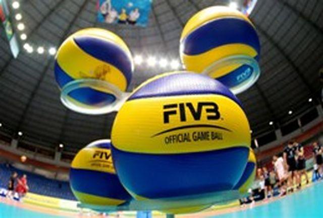 والیبال ایران قدرت جهانی است