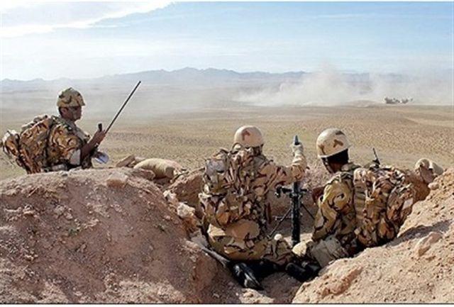 رزمایش بیت المقدس ۲۹ نیروی زمینی ارتش در اصفهان برگزار شد