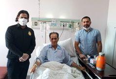 صندوق حمایت پیگیر درمان کریم باوی شد