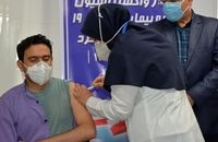 واکسن کرونا به لامرد رسید