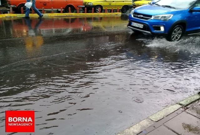 بارش باران تا فردا در گیلان ادامه دارد